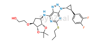 Picture of Ticagrelor Related Compound 12
