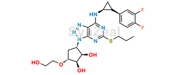 Picture of Ticagrelor Related Compound 13