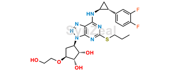 Picture of Ticagrelor Related Compound 16