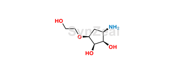 Picture of Ticagrelor Related Compound 24