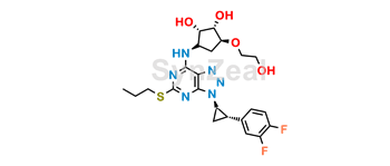 Picture of Ticagrelor Related Compound 41