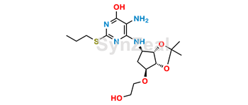 Picture of Ticagrelor Related Compound 50