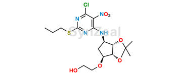Picture of Ticagrelor Related Compound 52