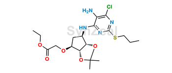 Picture of Ticagrelor Related Compound 55