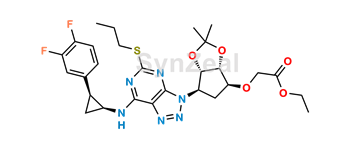 Picture of Ticagrelor Related Compound 56