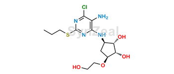 Picture of Ticagrelor Related Compound 57
