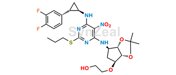 Picture of Ticagrelor Related Compound 61