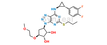 Picture of Ticagrelor Related Compound 67