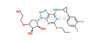 Picture of Ticagrelor Related Compound 77