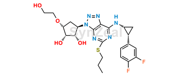 Picture of Ticagrelor Related Compound 80