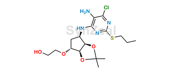 Picture of Ticagrelor Related Compound 93