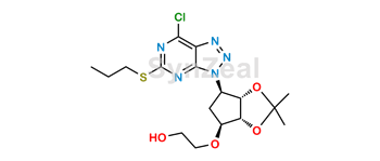 Picture of Ticagrelor Related Compound 99