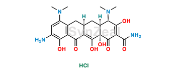 Picture of Tigecycline USP Related Compound B