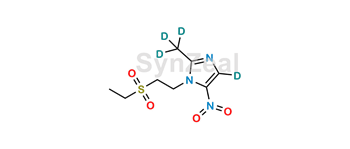 Picture of Tinidazole D4
