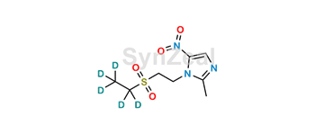 Picture of Tinidazole D5