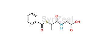 Picture of Tiopronin S Benzoyl Impurity