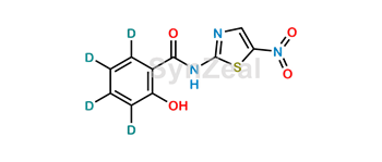 Picture of Tizoxanide D4
