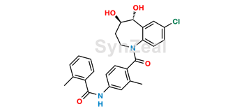 Picture of rac-trans-4-Hydroxy Tolvaptan
