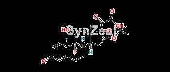 Picture of 21-Carboxylic Acid Triamcinolone Acetonide