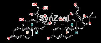 Picture of Triamcinolone Acetonide EP Impurity C