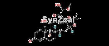 Picture of 21-Methoxy Triamcinolone Acetonide