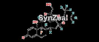 Picture of Triamcinolone Acetonide D7