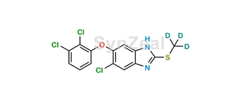 Picture of Triclabendazole d3