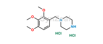 Picture of Trimetazidine DiHCl