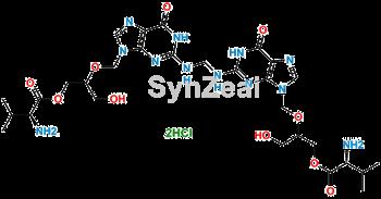 Picture of Valganciclovir dimer (stereoisomer B)