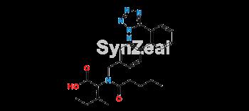 Picture of Isoleucine Valsartan (Impurity D)