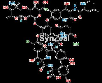 Picture of Vancomycin Hydrochloride