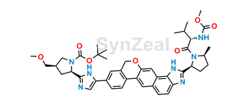 Picture of Velpatasvir R, R Isomer (Imidazole) Boc