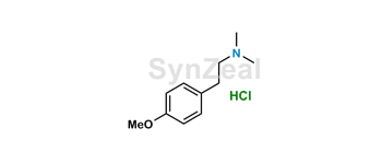 Picture of Venlafaxine EP Impurity A (HCl Salt)