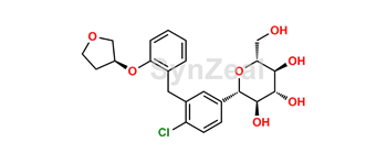 Picture of Empagliflozin Ortho Isomer