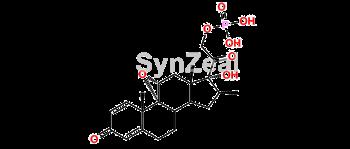 Picture of Betamethasone Epoxy Dihydrogen Phosphate