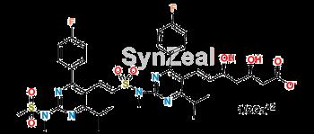 Picture of Rosuvastatin EP Impurity J (Calcium Salt)