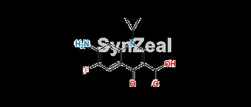 Picture of Ciprofloxacin Impurity 3