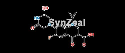 Picture of Ciprofloxacin Impurity 4
