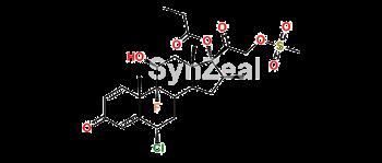 Picture of Halobetasol Impurity 8