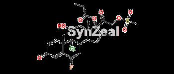 Picture of Halobetasol Impurity 9