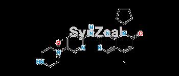 Picture of Palbociclib Des Acetyl N-Oxide