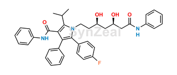 Picture of Atorvastatin Phenyl Amino Impurity