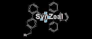 Picture of Candesartan Bromo N2-Trityl Impurity