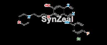 Picture of O-Desmethyl Gefitinib