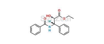 Picture of (2R,3S)-N-Benzoyl-3-phenyl Isoserine Ethyl Ester