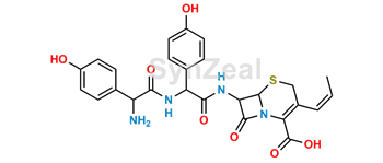 Picture of Cefprozil Impurity CPZRC-5