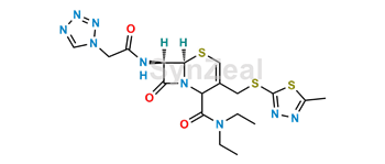 Picture of Cefazolin Diethylamide Δ2 Isomer