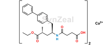 Picture of Sacubitril Calcium