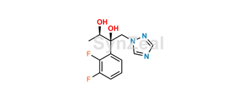 Picture of Efinaconazole Impurity 12