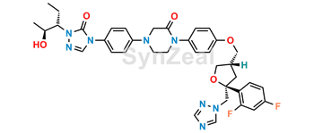 Picture of Posaconazole Impurity A